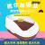 猫の砂钵の特Lサズトイレの猫用品の外挂け防止半闭锁オープ式Lサズのウンチ全猫砂钵Mサズの猫砂钵自由蓝