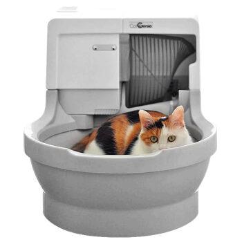 【ブラドン直営】アメカジキャットナイトクリーニング易全自動猫トラスト猫砂盆電気半/全閉塞Lセズ猫砂盆基礎モデル(猫砂*1+洗浄液*1)Lセズ