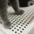ペカイ自由ルムム猫砂盆スペッパー式防外飛散猫トイレ脱臭Lサズ猫砂盆猫用品脱臭防止清潔紳士雅灰